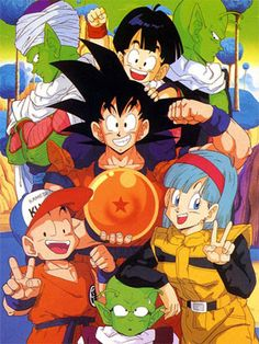 Dragon Ball Z (Serie) - MCAnime Beta