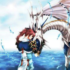 Fire Emblem: If/Fates - Kamui and Tsubaki