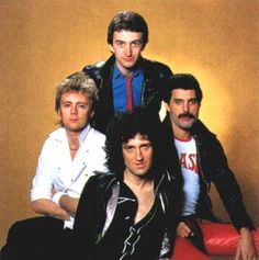 Queen - Fotos - VAGALUME