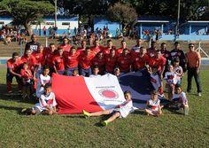 JE & M Eventos Esportivos: ROSSIN F.A. CAMPEÃO!