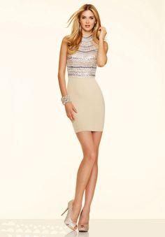 2016 Zipper Sheath Short Length Blue High-neck Crystals Satin Black Red Sleeveless Homecoming / Prom Dresses By SS 9361