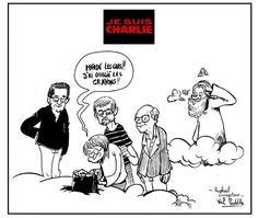 #CharlieHebdo #JeSuisCharlie #noussommescharlie  Par Raphael Livingstone - Val Paddle