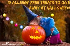 10 Allergy Free Treats To Give Away At Halloween - Whole Lifestyle Nutrition