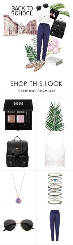 """""""B.T.C"""" by anais-wardrobe ❤ liked on Polyvore featuring Givenchy, Nika, Sole Society, Ippolita, Accessorize, H&M and Ancient Greek Sandals"""