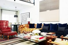 How You Can Shop the Gorgeous Interior of a MyDomaine Home Tour via @mydomaine