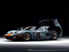 """One of the most iconic American race cars ever built. Dominant at Le Mans. Also, if it's good enough for Steve McQueen in """"Le Mans"""", it's good enough for me."""