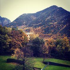 "@suzettemonamour's photo: ""#Andorra, el país dels Pirineus #viewfrommyroom"""