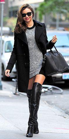 A little more Miranda Kerr loveliness today