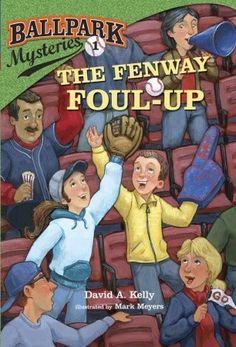 baseball books for kids *great list of titles