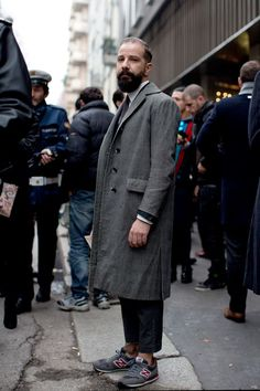 On the Street…..Viale Piave, Milan - The Sartorialist