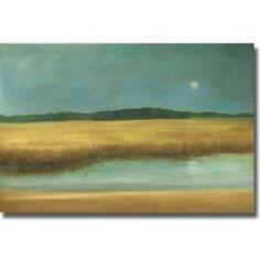 @Overstock - Artist: Caroline GoldTitle: Harvest MoonProduct Type: Canvas Arthttp://www.overstock.com/Home-Garden/Caroline-Gold-Harvest-Moon-Canvas-Art/5683325/product.html?CID=214117 $159.99