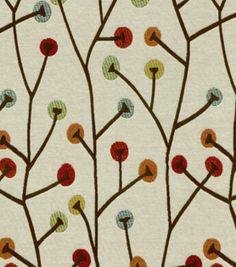 Upholstery Fabric-Richloom Studio Twizzler Crayola, , hi-res