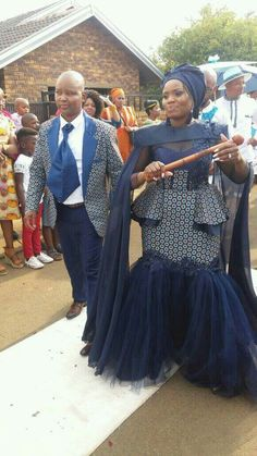Wedding Dresses South Africa, African Wedding Attire, African Weddings, South African Traditional Dresses, Traditional Wedding Dresses, Pedi Traditional Attire, Traditional Outfits, African Print Fashion, African Prints
