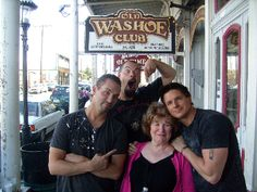 The Ghost Adventures in Virginia City  LOL love these guys!