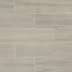 Daltile EverMore Linen Wood 6 in. x 24 in. Porcelain Floor and Wall Tile (14.55 sq. ft. / case)