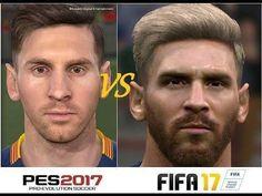Który Lionel Messi jest lepszy, ten z gry FIFA czy PES? • Tak wygląda Lionel Messi w PES 2017 i FIFA 17 • Wejdź i zobacz więcej >> #pes #fifa #fifa17 #messi #lionelmessi #football #soccer #sports #pilkanozna #futbol