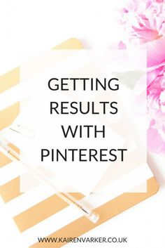 For about 2 years I was using Pinterest and wasn't seeing much traffic or repins. I thought I was using it ok. I had pins that I thought…