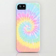 Tie Dye Love IPhone Case