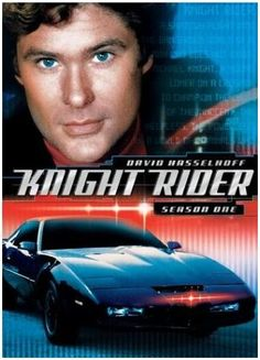 Knight Rider - 80's tv show https://www.pinterest.com/cbc2877/