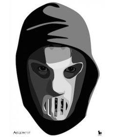 Angerfist poster