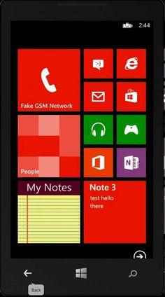MyNotes Windows Phone Tutorial