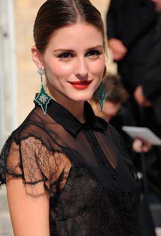 Olivia Palermo: modelo, socialité, blogera, empresaria y referente internacional en el mundo de la moda.