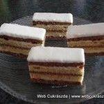 Csokikrémes tarka mézes Sweet Cookies, Izu, Brie, Tiramisu, Cheesecake, Food And Drink, Dessert Recipes, Cooking Recipes, Dishes