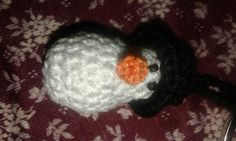 snowman Crochet Animals, Snowman, Mini, Crocheted Animals, Snowmen