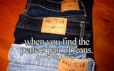 YESSSS!! but I'm so sad I just ripped my most favorite pair of jeans today and I had to throw them away