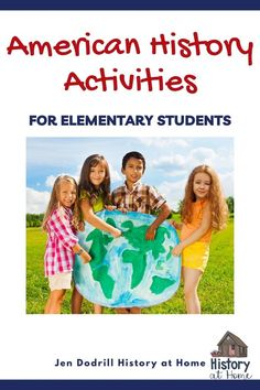 Are you looking for some fun American history activities for elementary students? Look no further! I have some awesome ideas to enrich your child's learning! Worksheets, crafts, games, and more! Whatever works to meet your kiddo's learning style! #homeschooling #homeschool #Americanhistoryactivities #Americanhistoryactivitiesforelementarystudents #elementaryhistorycurriculum #JenDodrillHistoryatHome History Activities, Teaching History, Activities For Kids, Second Grade Writing Prompts, Homeschool Blogs, Homeschooling, Home History, American History, Early Education
