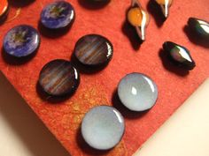 Solar System Earring Set 12 Pairs by KrityKat on Etsy
