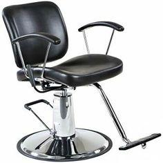 Sheridan  Reclining Salon Styling Chair Round Base in Health u0026 Beauty Salon u0026 Spa Equipment Salon Chairs u0026 Dryers  sc 1 st  Pinterest & Horne