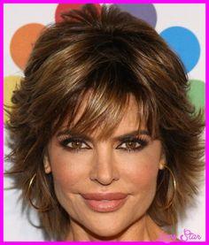 nice Lisa rinna haircut photos