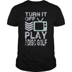 Turn it of  Play disc golf  0816