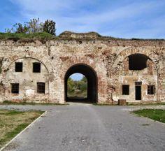 Tvrđava Brod .... Grad Slavonski Brod,Hrvatska