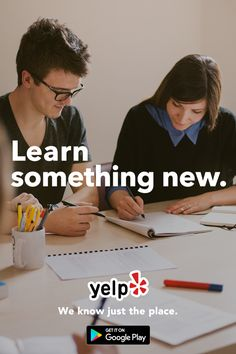 Ready to learn something new? We can help. Looking for test preparation? We've got you covered. Need to find a parenting class? Whatever your education need, we've got a ton of great local spots lined up. With recommendations from millions of users, we know just the place.