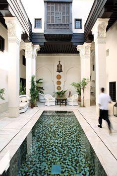 INSPIRATION  Oasis - Riad Dixneuf la Ksour, Marrakesh