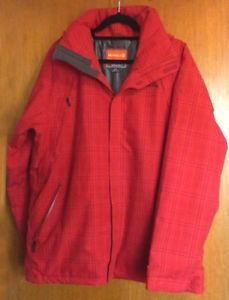 1ec62b243 MERRELL-Opti-Shell-Opti-Warm-Hooded-Jacket-Women-039-s-Large-Red ...