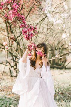 Fairytale, Bloom, Wedding Dresses, Spring, Modern, Fashion, Fairy Tail, Bride Dresses, Moda