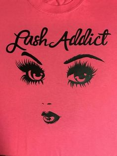Lash Addict Younique T-shirt