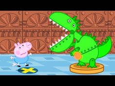 Peppa Pig maquillage Miss lapin maquillage histoire de crabe - YouTube