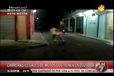 Carreras Ilegales se convierten en pesadilla para los pobladores de Hato Mayor