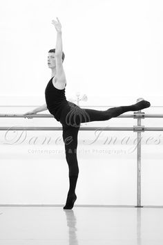 Russian Choreographic Academy in class www.danceimages.net.au