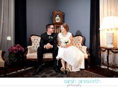 Houston Heights Wedding