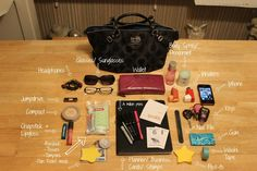 Sparkle: What's in my purse???