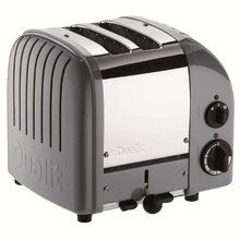 DUALIT 2 Slice NewGen Classic Toaster Cobble Gray $199.95 LOWEST PRICE ANYWHERE-GUARANTEED**PICK UP OR CULINART MARKET WILL SHIP TOTALLY FREE CULINART MARKET www.shopculinart.com