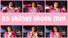 50 things about me TAG! :)