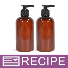 This lotion is perfect for men because it soaks in quickly and doesn't leave a greasy feeling. The Bourboned Tobacco Fragrance Oil is a masculine fragrance but feel free to swap it out for another scent. You will just love the feel of the lotion.