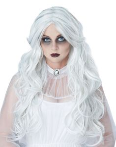 Shop Spirit Halloween for the best selection of Costume Wigs for Women! Complete your costume in style when you shop Women's Halloween Wigs at Spirit. Costume Halloween, Spirit Halloween Costumes, Costume Wigs, Halloween Makeup, Ghost Costumes, Halloween Couples, Zombie Makeup, Halloween Desserts, Women Halloween
