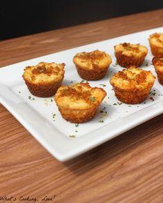 Mini Crab Cakes and Kraft Fresh Take #FreshTake #cbias - Whats Cooking Love?